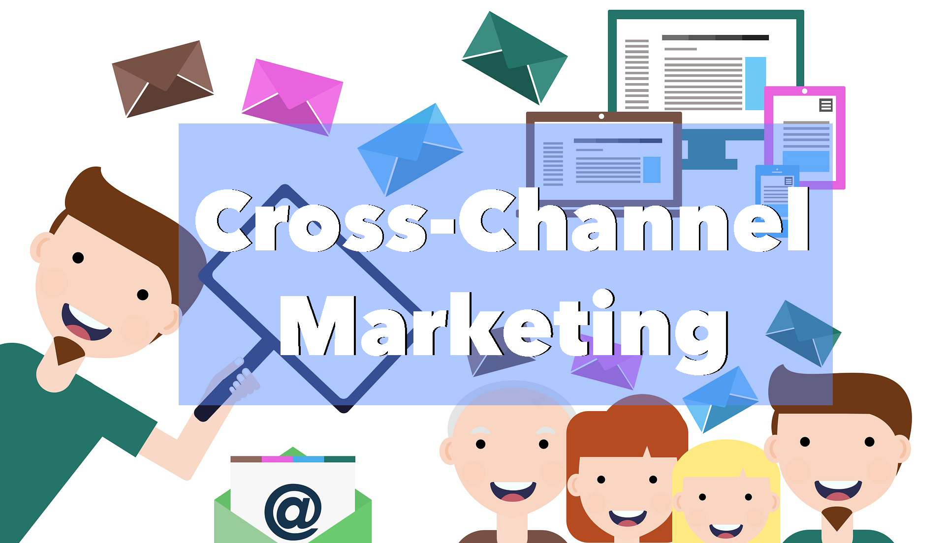 cross marketing channel